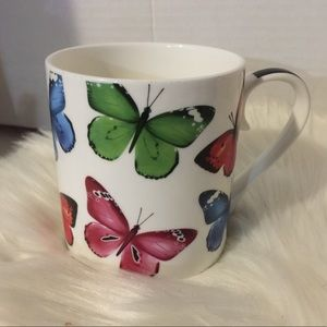 ❤️3/15❤️ Colourful Butterfly Mug